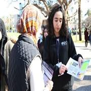 سابقة  في جامعة تل ابيب: استقبال اكثر من 3000 طالب عربي في اليوم المفتوح