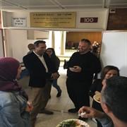 استضافة اول مؤتمر للمدراء والمستشارين العرب في جامعة تل ابيب
