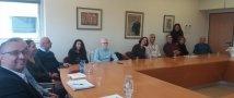 تعرفوا على  لجنة التوجيه لدمج العرب في جامعة تل ابيب