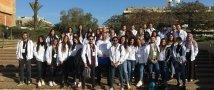 نجاح مبهر مرة اخرى في اليوم المفتوح في جامعة تل ابيب